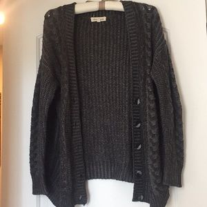 Urban Outfitters patch pocket cardigan